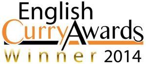 Masala Bay English Curry Awards Winner